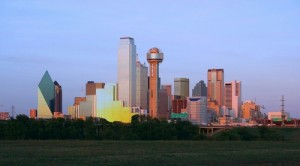 Dallas Skyline - Growth and changes in relation to the legal industry.