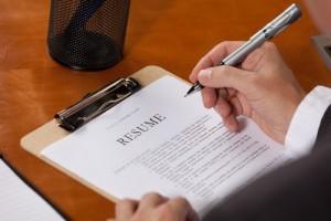 Legal Resume